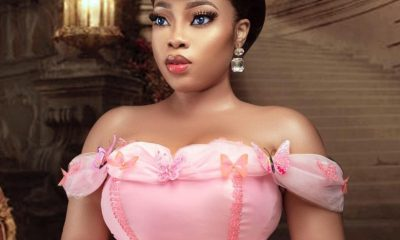 Moesha Boduong stuns social media in pretty outfit as she celebrates her birthday