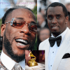 """You did it , King""- Puff Daddy congratulates Burna Boy on his Grammy win"