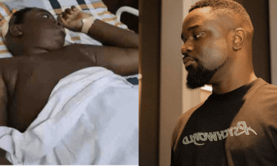 Sarkodie Mourns The Death Of A Young Boy Who Died After Surgery (Video)