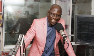 Uncle Ebo Whyte Shares His Inspiring Journey Into Theatre Arts