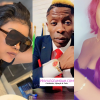 Shatta Wale's Sister Magluv Spills Secrets; Exposing Michy That She Caused Their Breakup(Watch video))