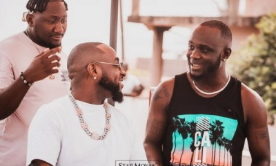 Davido's Friend And Road Manager, Obama DMW Has Passed Away