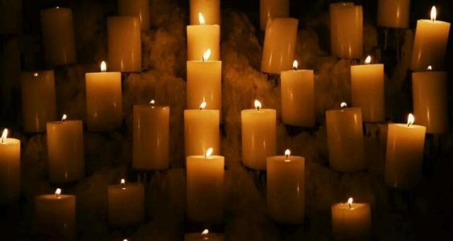 Магическая азбука - свечи в магии