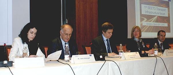 Otvoren Prvi SEETO Forum O Prometnoj Infrastrukturi