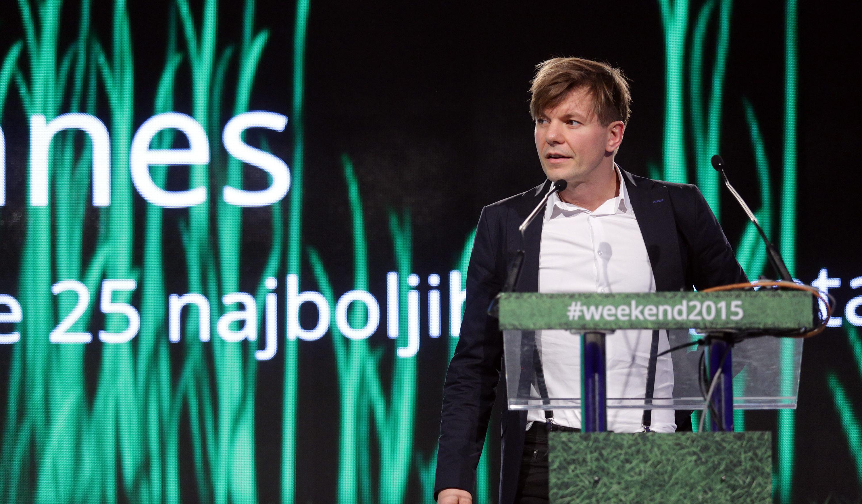 25.09.2014., Rovinj - Weekend Media Festival 2015. Balcannes, Predstavljanje 25 Najboljih Projekata. Photo: Borna Filic/PIXSELL