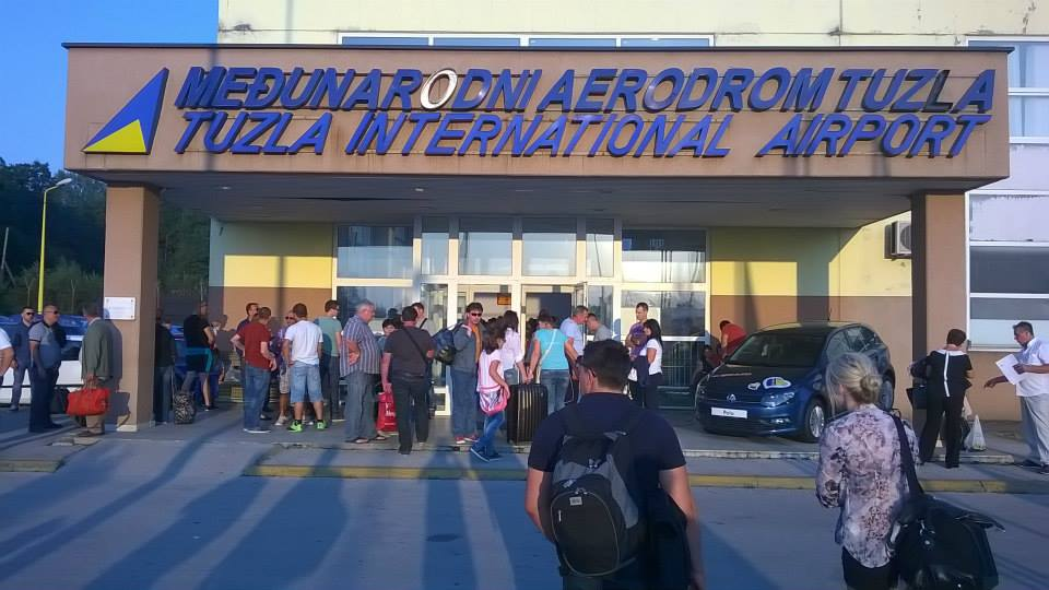 Aerodrom Tuzla