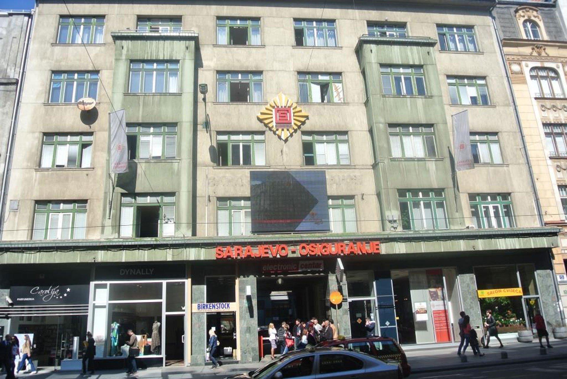 Sarajevo Osiguranju Priznanje Stvaratelji Za Stoljeca 1424860625