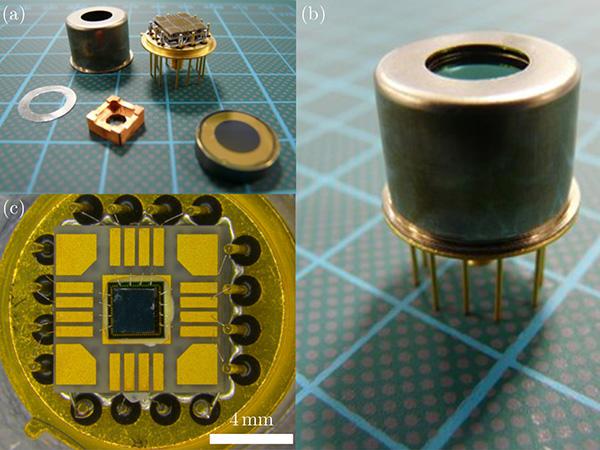 Infracrveni Detektor - Prototip Sa Kućištem