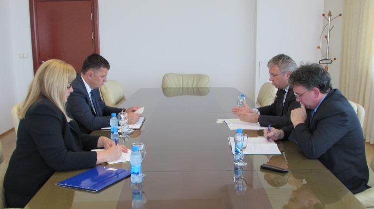 Састанак министра финансија са амбасадором Словеније 557210650