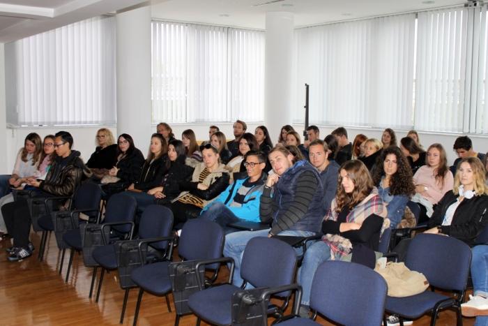 Posjet Studenata Iz Dubrovnika 1