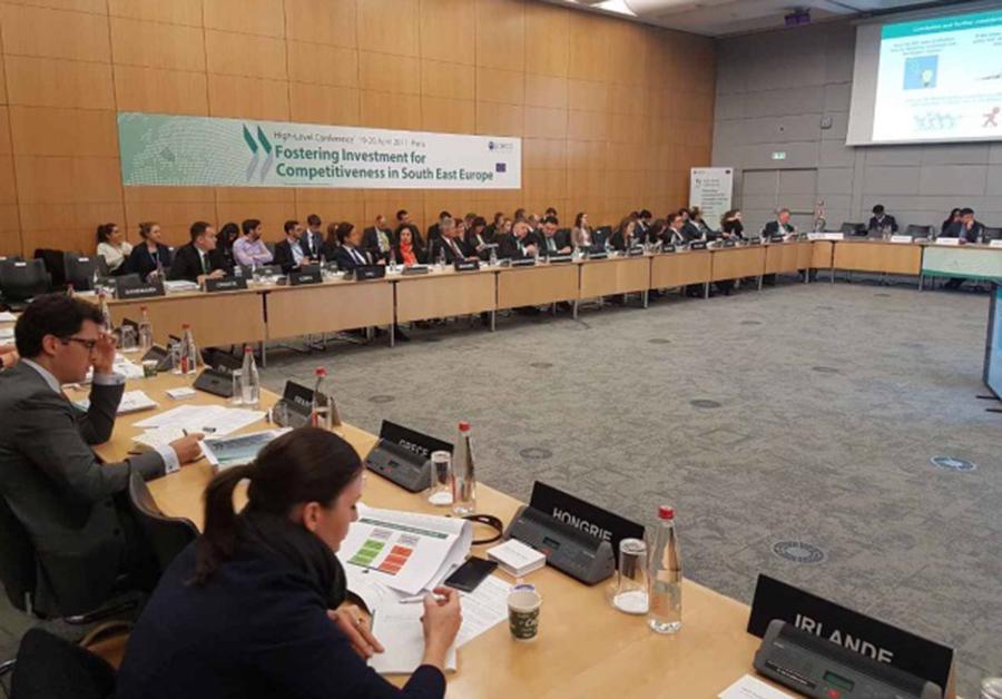 """FIPA Na OECD Konferenciji: """"Podsticanje Investicija Za Konkurentnost U Jugoističnoj Europi"""""""