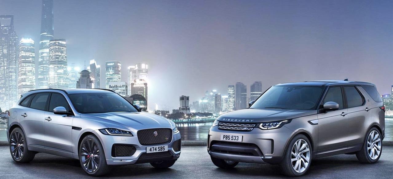 Jaguar Land Rover 600k