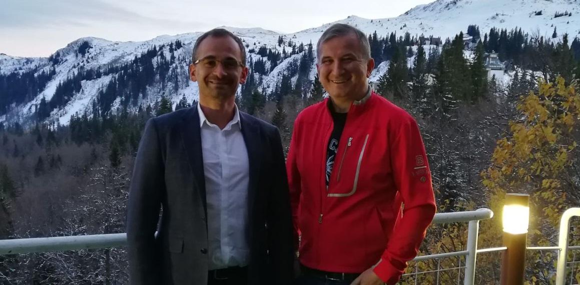 Dejan Ljevnaić I Goran Đoković
