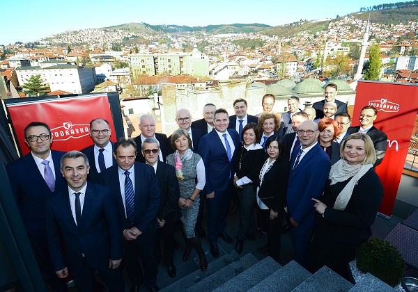 Uprava Grupe Podravke Zasjedala U Sarajevu