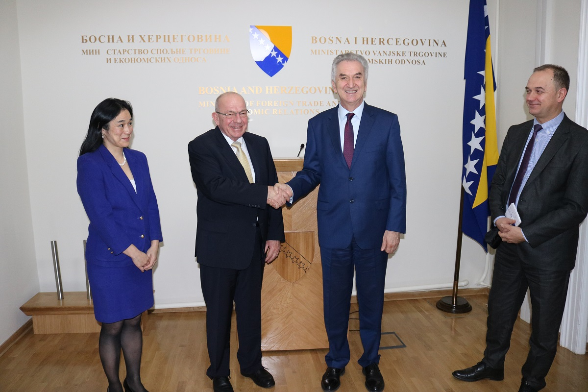 BiH WTO Sastanak
