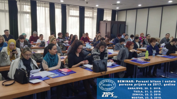 Uspješno Okončan Prvi Ciklus ZIPSpro Seminara