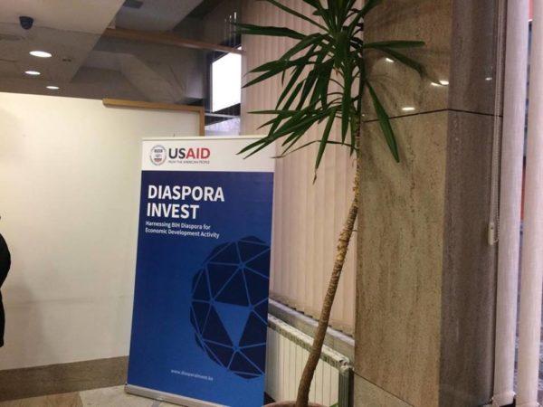 """Info-sesija USAID Projekta """"Jačanje Uloge Dijaspore U Ekonomskom Razvoju BiH"""" Sutra U Sarajevu"""
