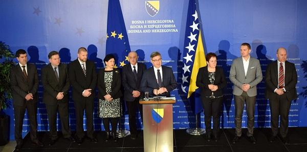 Vijeće Ministara BiH: Usvojeni Odgovori Na Upitnik Evropske Komisije