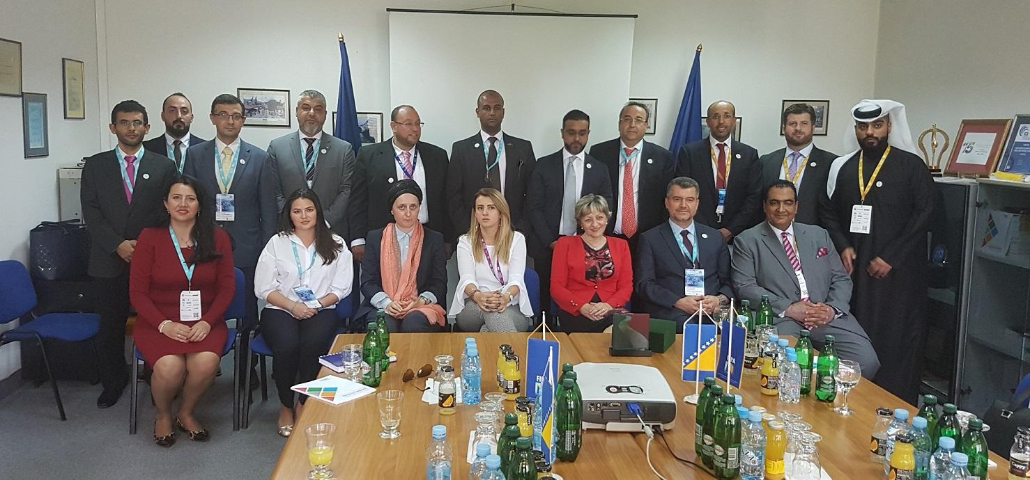 Delegacija Privrednika Iz UAE Posjetila FIPA U