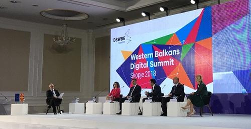 Zvizdić: Digitalizacija Je Velika Prilika Za Zemlje Regije Jer Donosi Investicije I Napredak