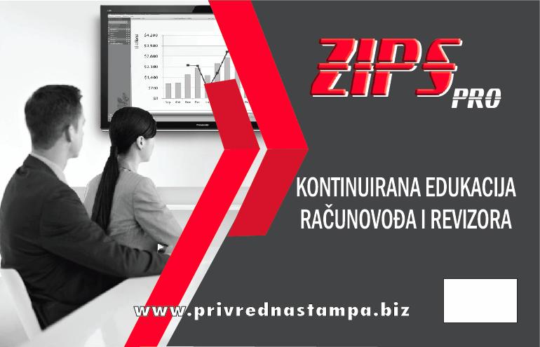 Uspješno Okončan četvrti Ciklus ZIPSpro Edukacije