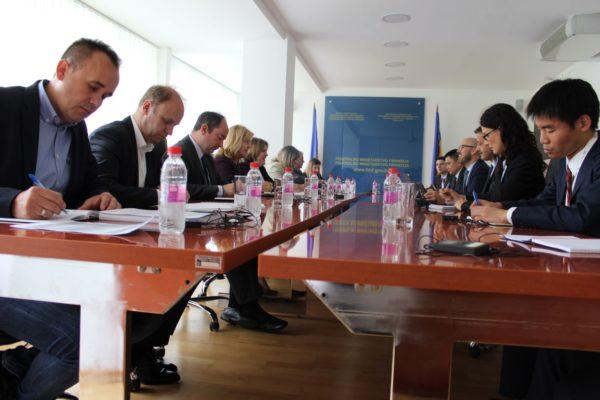 Ministrica Milićević Razgovarala S Misijom MMF-a