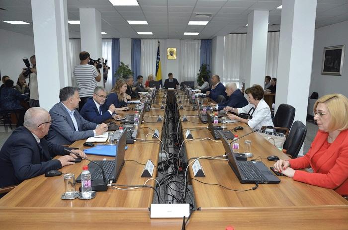 Počela Sjednica Vlade FBiH U Mostaru