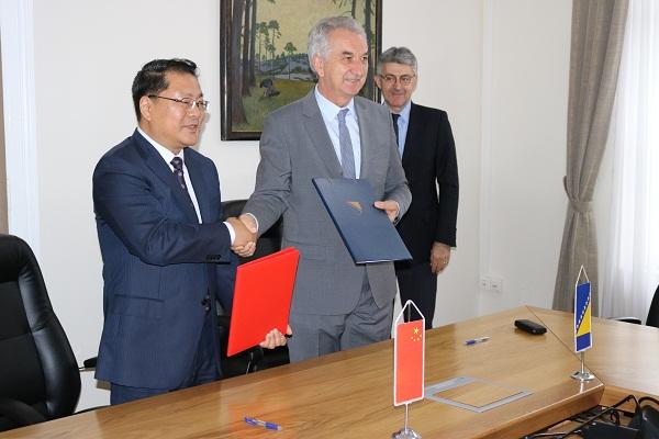 BiH – Kina: Povoljnije Finansiranje Energetskih I Infrastrukturnih Projekata