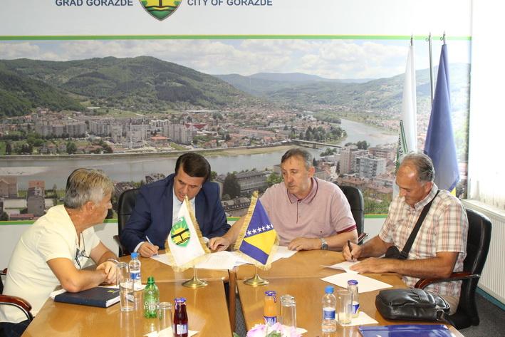 Novi Projekti IFAD-a Na Području Grada Goražda