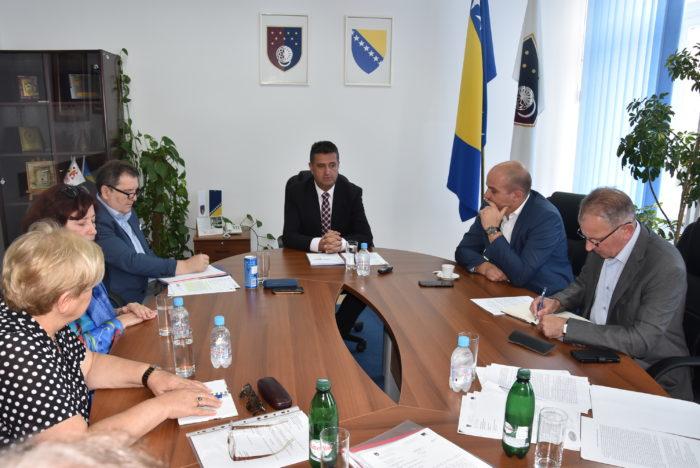 Zolj: Privatizacija U Kantonu Sarajevo Se Mora Intenzivirati
