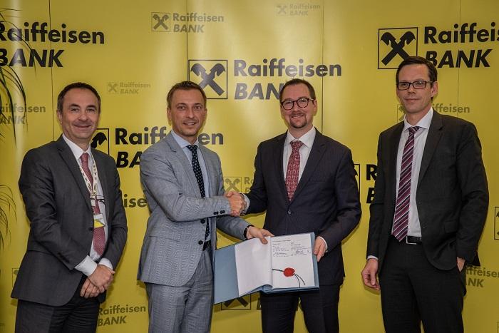 Potpisan Ugovor Vrijedan 18,5 Miliona Eura Između Raiffeisen Banke I KfW Banke