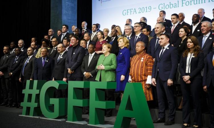 Dedić Na Globalnom Forumu Za Hranu I Poljoprivredu U Njemačko