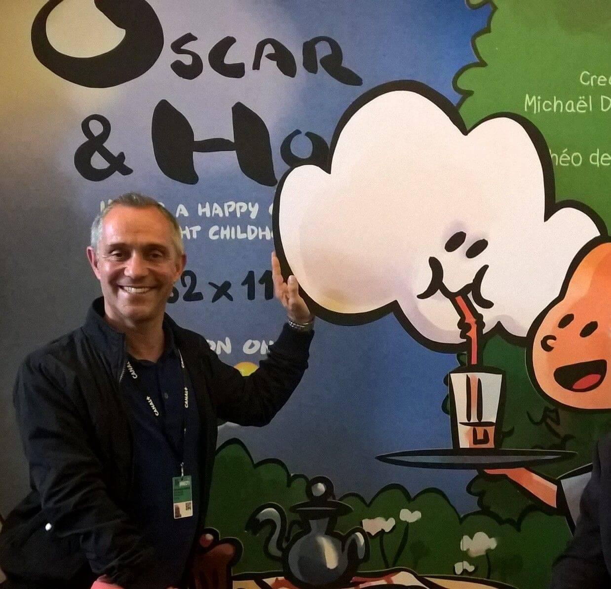 Christophe Erbes / Children's Media Consultant / France