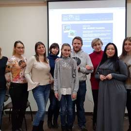 PRIX JEUNESSE Suitcase workshop in Ukraine