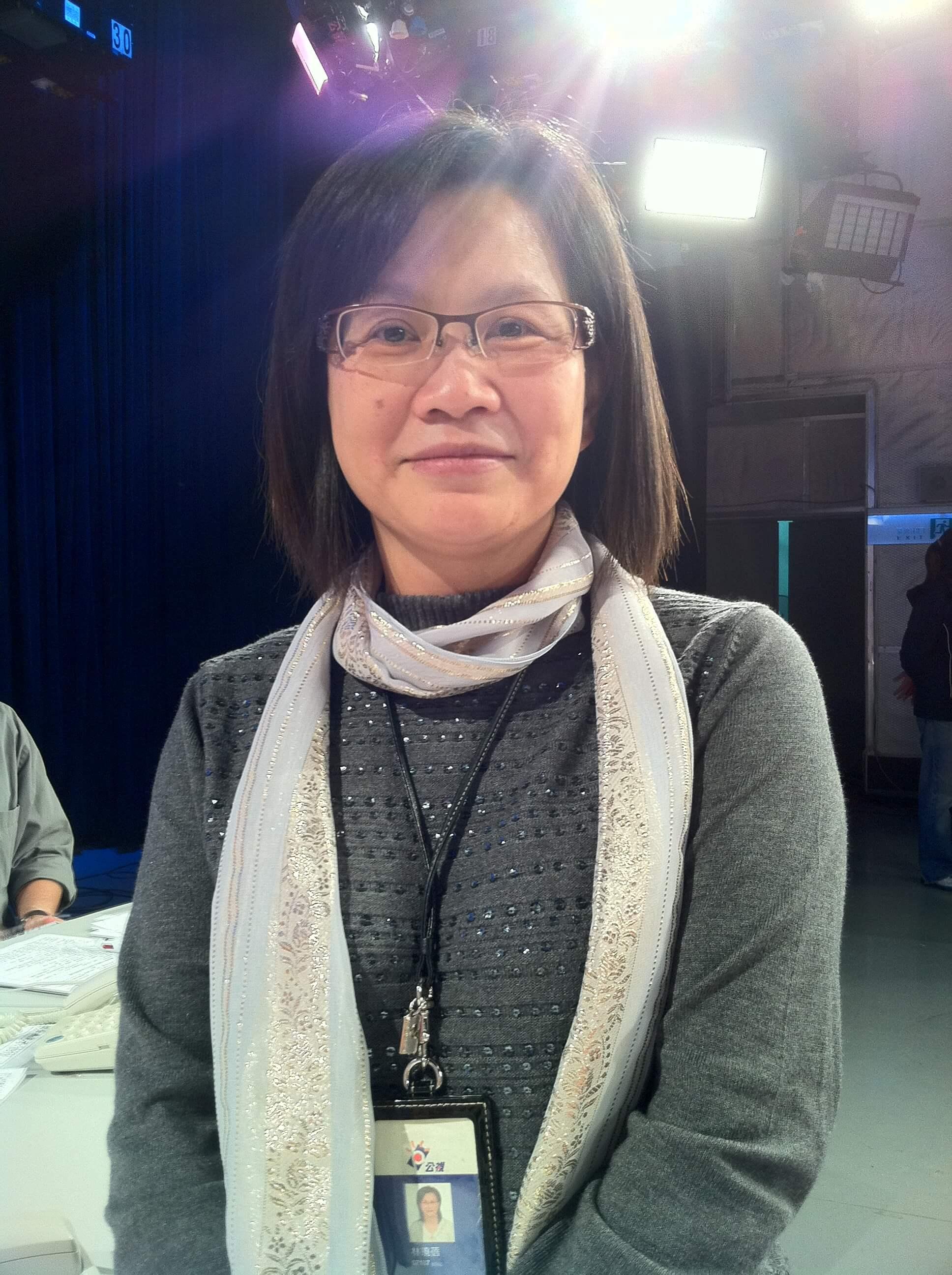 Lin Hsiao Pei