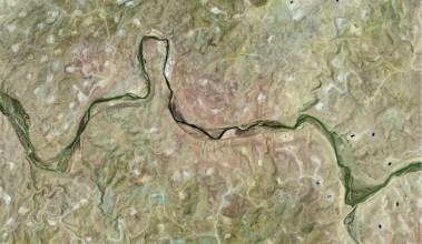 Natural Buttes Oil & Gas Field, Uintah County, Utah