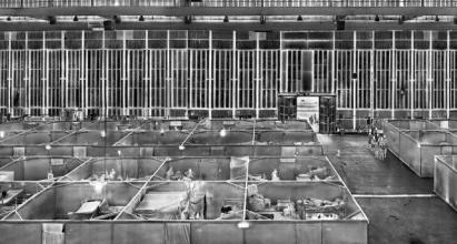 Prix Pictet Space _ Richard Mosse _ Tempelhof Interior