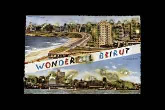 WONDER BEIRUT, The story of a Pyromaniac Photographer