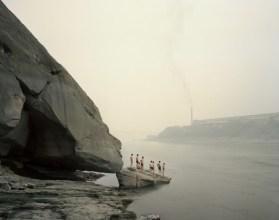 Bathers, Yibin, Sichuan