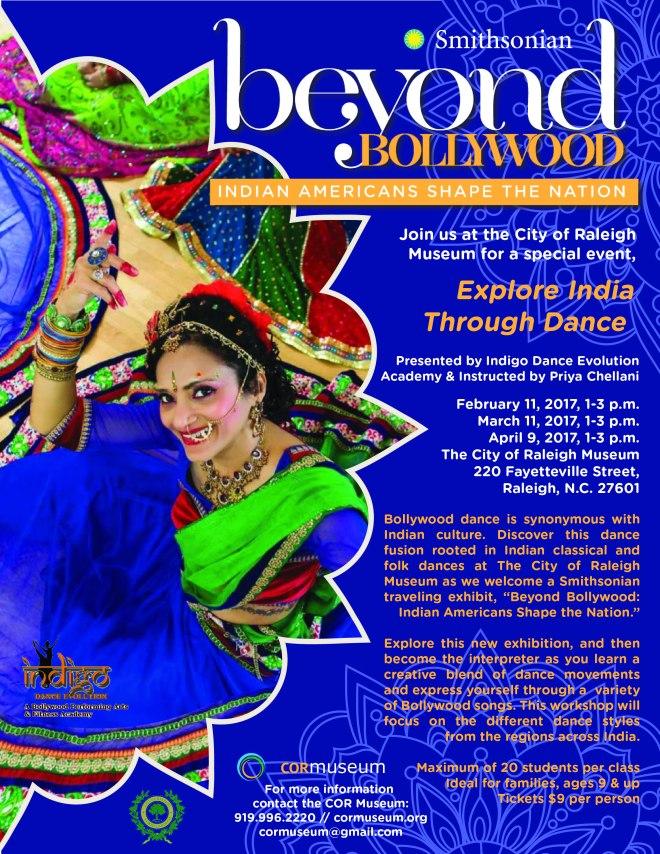Bollywood dance at
