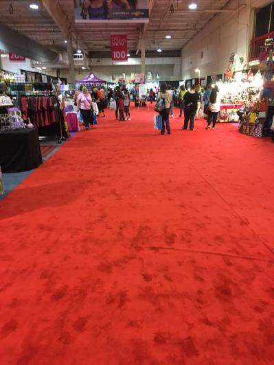 Red carpeted event SWS