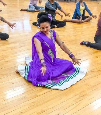 School/College workshops in Bollywood Dance