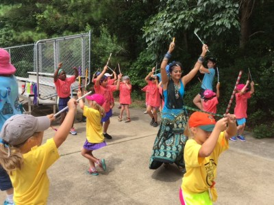 BOLLYWOOD Folk dance at summer camps in Cary