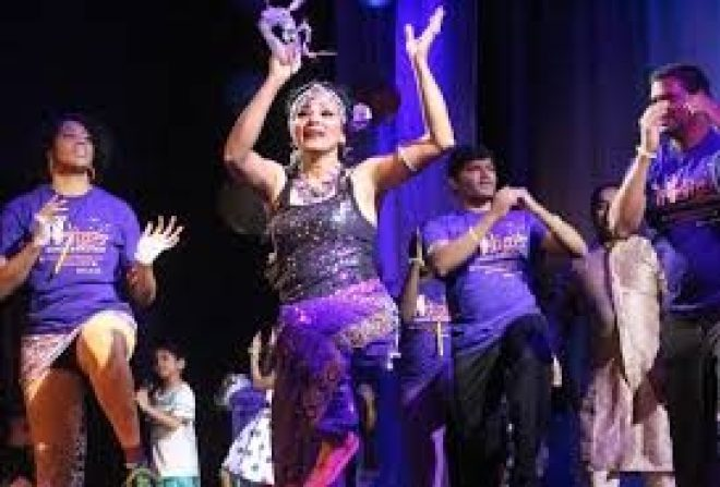 Bollywood Dance & Fitness Xtravaganza at The Cary