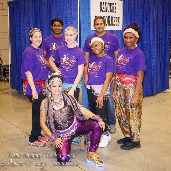 Indigo Bollywood Fitness at Morriville-Cary- Raleigh