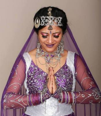Bollywood dance teacher in Cary