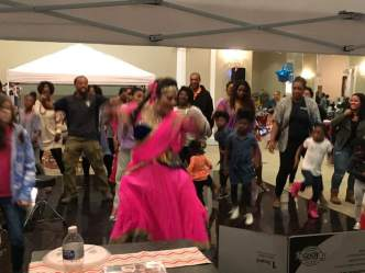 Bollywood Dance at Migrant Refugee Cultural Assimilation