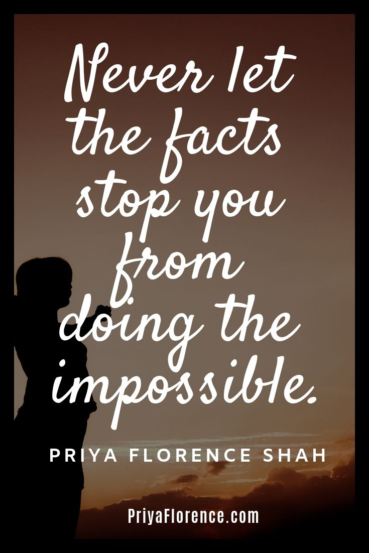 Quotes by Priya Florence Shah