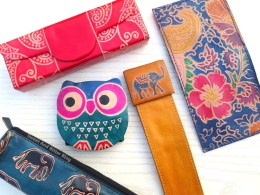 shantiniketan-colored-leather-handwork-spects-box-coin-purse-wallet-pen-pounch