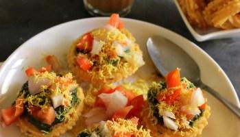 Churmuri karnataka street food recipe easy chakli chaat recipe forumfinder Images